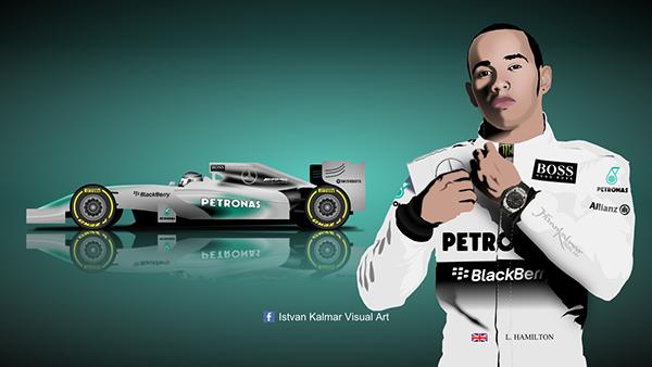 Η Mercedes είναι ακόμη η 'team to beat'.