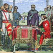 Σαν Σήμερα: 19 Οκτωβρίου 1216: Ο Ιωάννης Ακτήμων