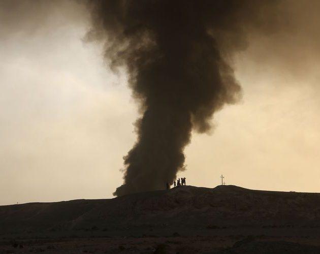Εγκαταλείπουν τη Μοσούλη οι ηγέτες του ISIS (video)